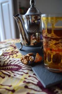 mendiants et thé
