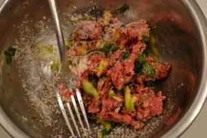 viande mixée