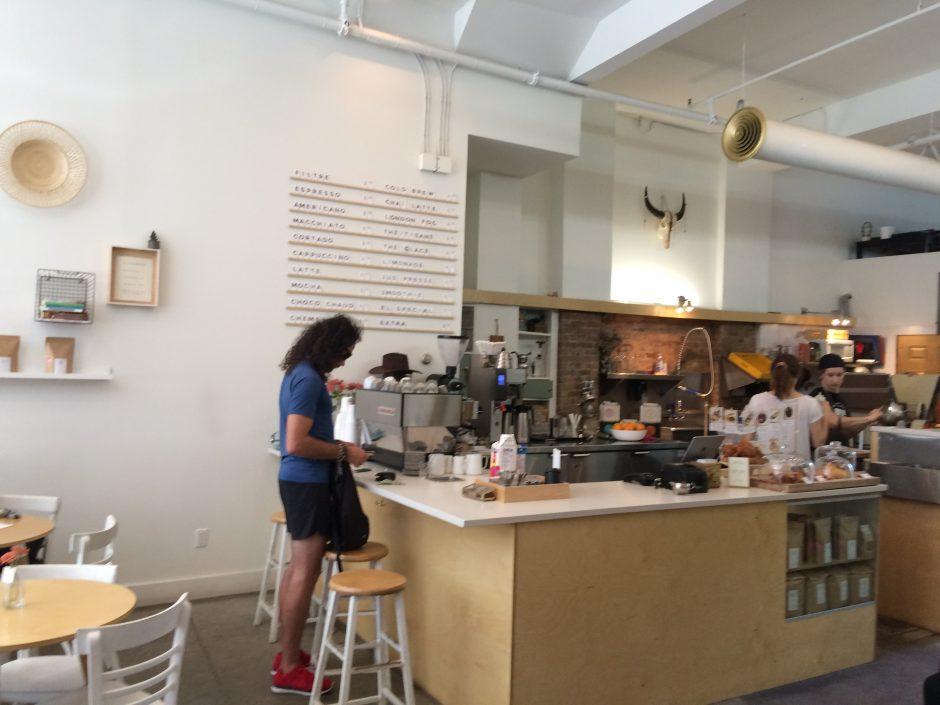 Cafe Il Fait Bon Travailler A Nantes